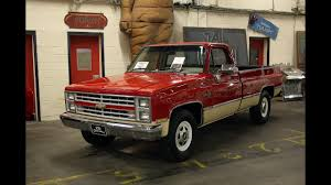 Chevrolet Pickup Truck C20 1985 - YouTube Chevrolet Silverado Reviews Specs Prices Photos And Videos Top Vintage Chevy Truck Pickup Searcy Ar Classic 1985 C10 For Sale 9311 Dyler 1977 Ck 10 Overview Cargurus Youtube Rocky Ridge Lifted Trucks Gentilini Woodbine Nj Chevy 4x4 Trucks With Rally Wheels Olyella1tons S10 Pictures Mods Upgrades Wallpaper 2 Door Real Muscle Exotic Daily Turismo 10k America K10 1500 4x4 Bob Fisher Dealer In Reading Pa New Used Cars