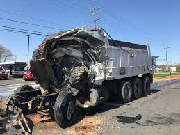 Rescue Engine Extricates One From Fatal Dump Truck Accident ...