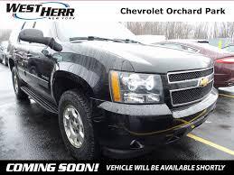100 West Herr Used Trucks 2013 Chevrolet Tahoe LT For Sale Near Buffalo NY Serving