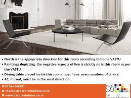 Vastu Tips For Living Room