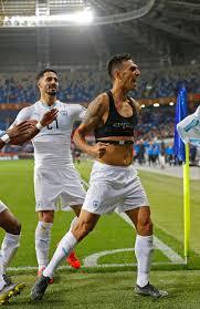 100 Zahavi El Euro 2020 Eran Syn Marnotrawny Powrci Do