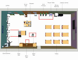 Shop Floor Plans Inspirational 23 Awesome Woodworking Layout