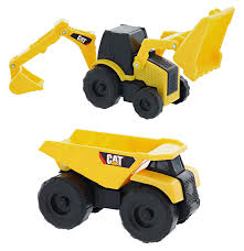 100 Cat Truck Toys Amazoncom Road Rippers CAT Mini Machine Dual Axle Dump And