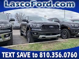 100 Ford Ranger Trucks 2019 XLT Truck