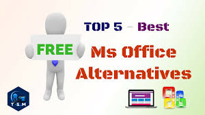 Top Free MS office Alternatives 2017 for Windows Mac