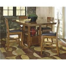Ashley Furniture Ralene 7 Piece Counter Height Dining Set