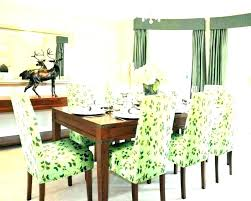 Kitchen Chair Slipcovers Table Covers Dining Seat Room