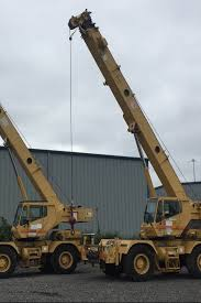 100 Commercial Truck Auction Take A Look At These Grove RT522B 4x4 Cranes That Just Rolled Into