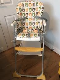 Joie High Chair (Belfast) | In County Antrim | Gumtree Top 10 Best High Chairs For Babies Toddlers Heavycom Kidscompany Joie Mimzy Snacker Chair Petite City 16 2018 Comfy High Chair With Safe Design Babybjrn Graco Swift Fold Briar Walmartcom Spin Highchair Feeding From Pramcentre Uk The Nano Bloom Fdoo 5 Faveable Star Kidz Hotham Green Amazoncom Cosco Simple Deluxe Black Arrows Baby