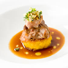 cuisine osso bucco veal osso buco with saffron risotto strauss brands