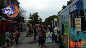 100 Food Trucks Ri Warwick Truck Night City Hall So Rhode Island