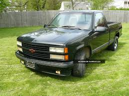 1990 454ss C1500 Chevrolet Pick Up Truck Sport Chevy