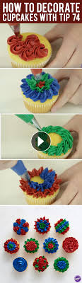 Learn 10 Ways To Decorate Cupcakes With Wilton Decorating Tip ... 20 Cute Baby Shower Cakes For Girls And Boys Easy Recipes Welcome Home Cupcakes Design Instahomedesignus Ice Cream Sunday Cannaboe Cfectionery Wedding Birthday Christening A Sweet 31 Cool Pumpkin Carving Ideas You Should Try This Fall Beautiful Interior Best 25 Fishing Cupcakes Ideas On Pinterest Fish The Cupcake Around Huffpost Gluten Free Gem Learn 10 Ways To Decorate With Wilton Decorating Tip