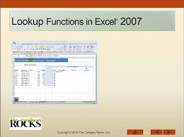 Ceiling Function Excel 2007 by Excel Functions The Company Rocks