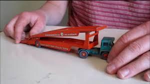 100 Matchbox Car Carrier Truck M8 Guy Warrior Transporter YouTube