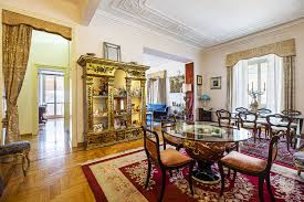 100 Bright Apartment In Historic Palace