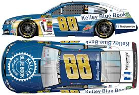 Dale Earnhardt Jr 2015 Kelley Blue Book 1:64 Nascar Diecast ...