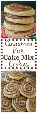 How To Make Cookies From A Box Cake Mix Easy Peasy Pleasy