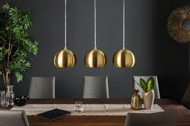 details zu hängele in gold 3 flammig retro mirri wohnzimmer esszimmer pendelleuchte