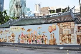 Famous Kerala Mural Artists by Wall Mural Artist Singapore Wall Murals You U0027ll Love