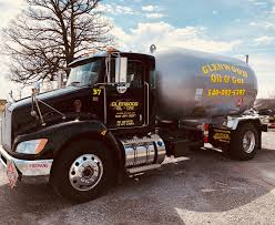 100 Propane Truck Making Our Customers Job Easier By Transporting Oil And