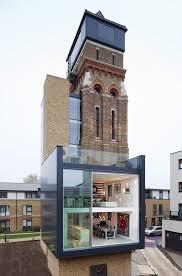 100 Grand Designs Kennington Derelict To Divine Charlie Chaplins London Water Tower Home