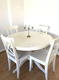 esszimmer tisch und 4 stühle ikea ingatorp ingolf