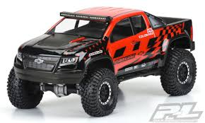 Pro-Line Chevy Colorado ZR2 Body For 12.3″ R/C Crawlers | RC Newb 1956 Chevy Truck Rc Body 2019 Silverado Cuts Up To 450 Lbs With Cant Fly 19 Scale Chevy Hard Body Rc Tech Forums Of The Week 102012 Axial Scx10 Truck Stop My Proline Body Chevy C10 72 Bodies Pinterest 632012 Axialbased Custom Jeep Proline Colorado Zr2 For 123 Crawlers Newb Product Spotlight Maniacs Indestructible Xmaxx Big Komodo 110 Lexan 2tone Painted Crawler Scale Scaler Pro Line 1966 C10 Clear Cab Only Amazing Nikko Avalanche Rccrawler