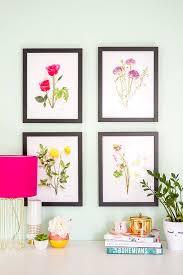 10 Free Wall Art Printables