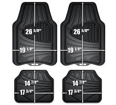 Amazon.com: Custom Accessories Armor All 78840ZN 4-Piece Black All ... Vehemo 5pcs Black Universal Premium Foot Pad Waterproof Accsories General 4x4 Deep Design 4x4 Rubber Floor Mud Mats 2001 Dodge Ram Truck 23500 Allweather Car All Season Weathertech Digalfit Liners Free Shipping Low Price Inspirational For Trucks Picture Gallery Image Amazoncom Bdk Mt641bl Fit 4piece Metallic Custom Star West 1 Set Motor Trend All Weather Floor Mats For Trucks Vans Suvs Diy 3m Nomadstyle Page 10 Teambhp For Chevy Carviewsandreleasedatecom Toyota Camry 4pc Set Weather Tactical Mr Horsepower A37 Best