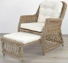 markenlose sofas sessel aus rattan fürs wohnzimmer günstig