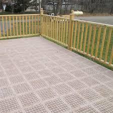 Kon Tiki Wood Deck Tiles by Deck Tiles Exterior Deck Tiles Patio Eco Decking Tiles Premium