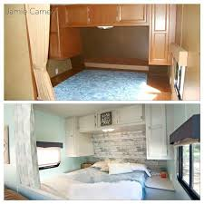 Travel Trailer Remodel On Pinterest