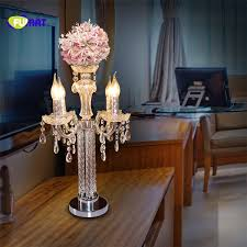 Crystal Table Lamps For Bedroom by Table Light Bulb K9 Crystal Table Lamp Modern Art Deco Bedroom