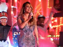 Rockefeller Christmas Tree Lighting 2014 Mariah Carey by Mariah Carey U0027all I Want For Christmas Is You U0027 Disney Parade Video