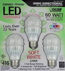 what causes led light bulbs to flicker dim at random times