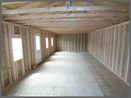 16 x 40 garden shed with reg door 3 extra windows