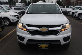 New 2018 Chevrolet Colorado 4WD Work Truck In Shoreline, WA - Chuck ... 2019 Chevrolet Colorado The Facelifted Truck Will Feature Minimal 2012 Used Chevrolet Colorado 4wd Reg Cab Work Truck At Of New 2017 Ext 1283 Lt Preowned 2016 Crew In 72018 36l Advantage 2018 Blair 318922 Zr2 Bison Trademark All But Confirmed For Off Review Pickup Power Fl1038 Reviews And Rating Motor Trend 4d Extended Paris