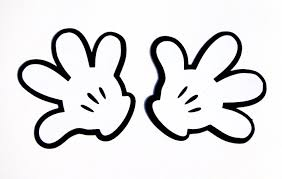 Mickey Mouse Pumpkin Designs by Mickey Mouse Gloves Clipart Clipartxtras
