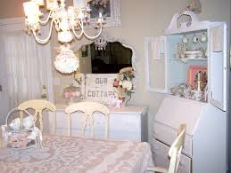 Shabby Chic Dining Room by Olivia U0027s Romantic Home Shabby Chic Cottage Dining Room