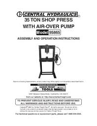 50 ton air hydraulic bottle jack harbor freight tools