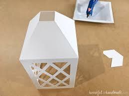 How To Make DIY Paper Lanterns Decor