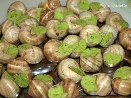 cuisiner les escargots de bourgogne escargots de bourgogne pique assiette