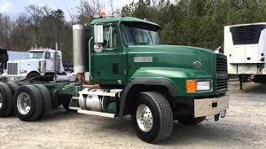 For Sale 98 Mack CL753 Price: US $32,500 - YouTube 2004 Mack Vision Cx613 Mack Trucks In Peterborough Ajax On Pinnacle Granite Trucks For Sale Arrow Truck Sales 9003 Inrstate 10 E Converse Tx 78109 Ypcom Mk Centers A Fullservice Dealer Of New And Used Heavy Mtd Trucks New Used 1998 Rd690s Tri Axle Dump For Sale By Arthur Trovei In Nj Used 2013 Cxu613 Tandem Axle Sleeper 6555 Bumpers Griffith Equipment Houstons 1 Specialized Dealer Parts Sale