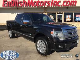 100 Trucks For Sale In Brownsville Tx 2013 D F150 Platinum TX English Motors