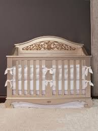Bratt Decor Crib Skirt by Chelsea Lifetime Crib By Bratt Decor At Gilt
