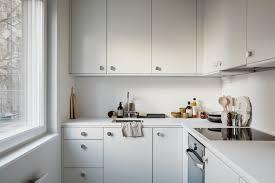 Small White Kitchen Design Ideas by Decordots Small All White Kitchen