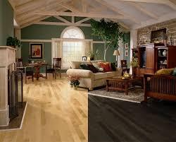 Light And Dark Hardwood Floors