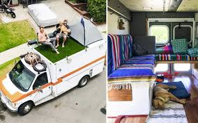 100 House Van This Man Travels Around The World In A Tricked Out Ambulance