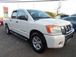 2011 Used Nissan Titan 2WD Crew Cab SWB S At Mash Cars Serving ...